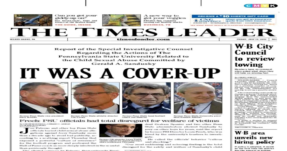 Times Leader 07 13 2012