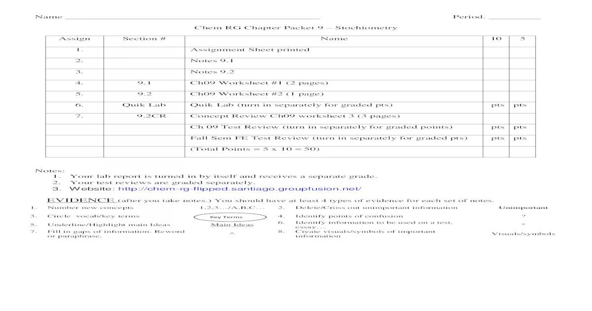 Stoichiometry Worksheet 2 Answer Key Paraphrasing