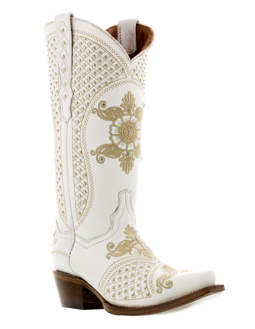 Womens Wedding Cowboy Boots