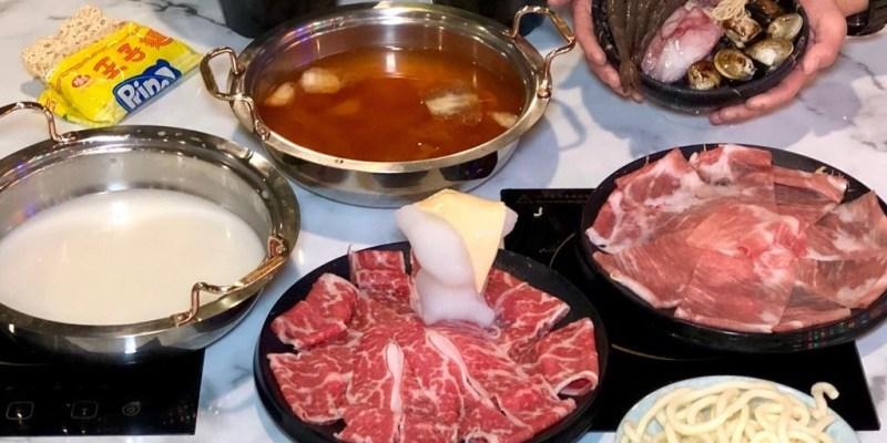 「台北萬華區」西門町新開幕的網美火鍋店還有超吸睛的牛奶熊陪你一起吃鍋~「嗑火鍋-EAT HOT POT」