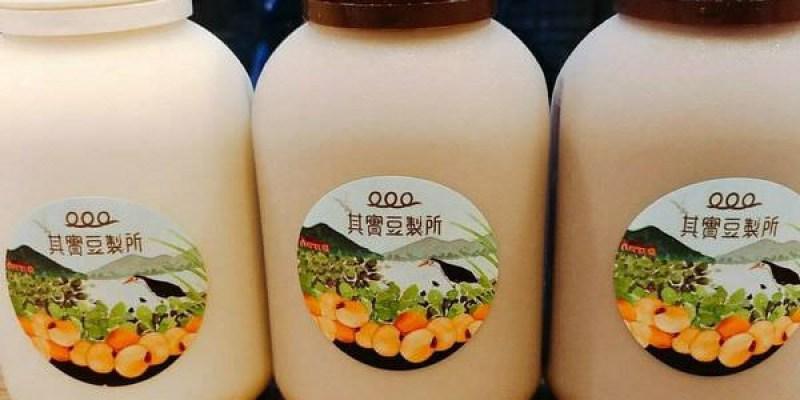 「台北大安區」喝起來超濃郁的豆奶 - 其實豆製所