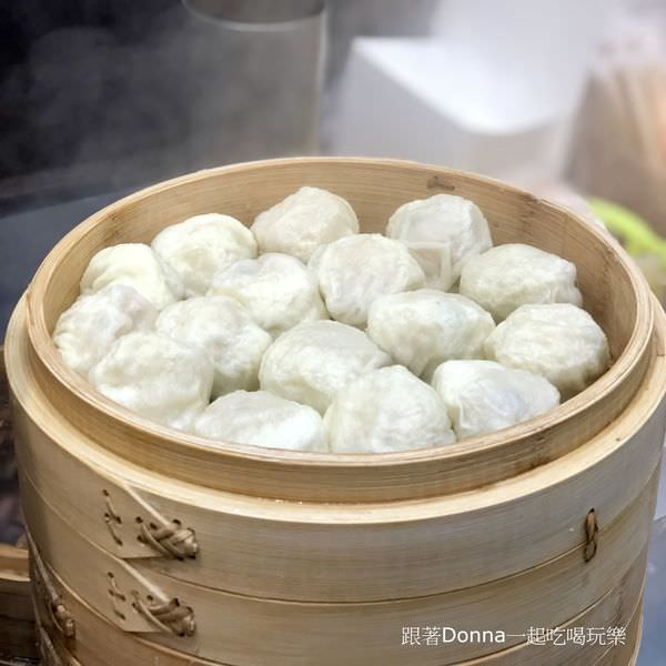 「台北大同區」延三夜市必吃的小籠包~「保記小籠包 創始店」