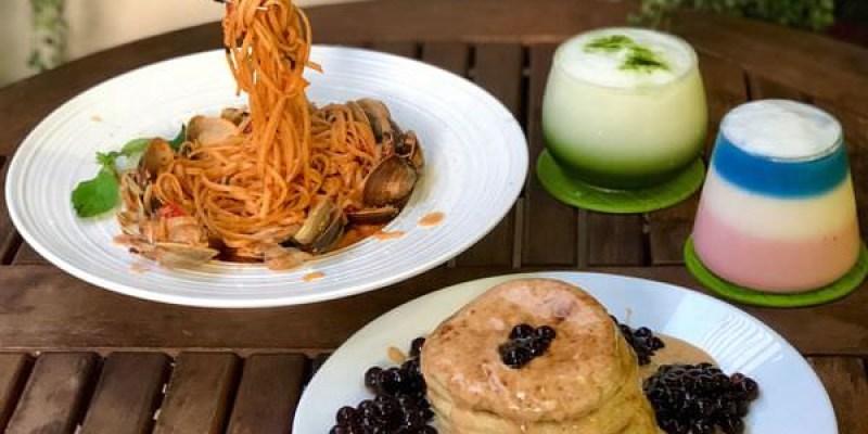 「台中北區」鄰近科博館的好去處「野米樂YummyLove box meal&restaurant」義大利麵超推薦!