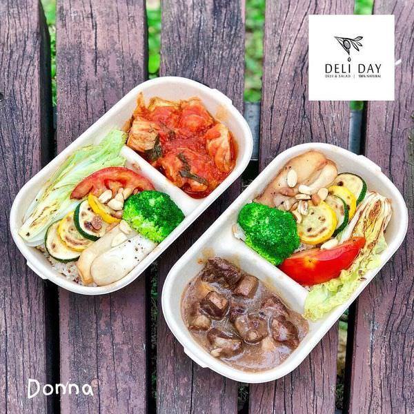 「台北信義區」外帶餐盒終於開了實體店面了就在信義區!!!「DELI DAY」