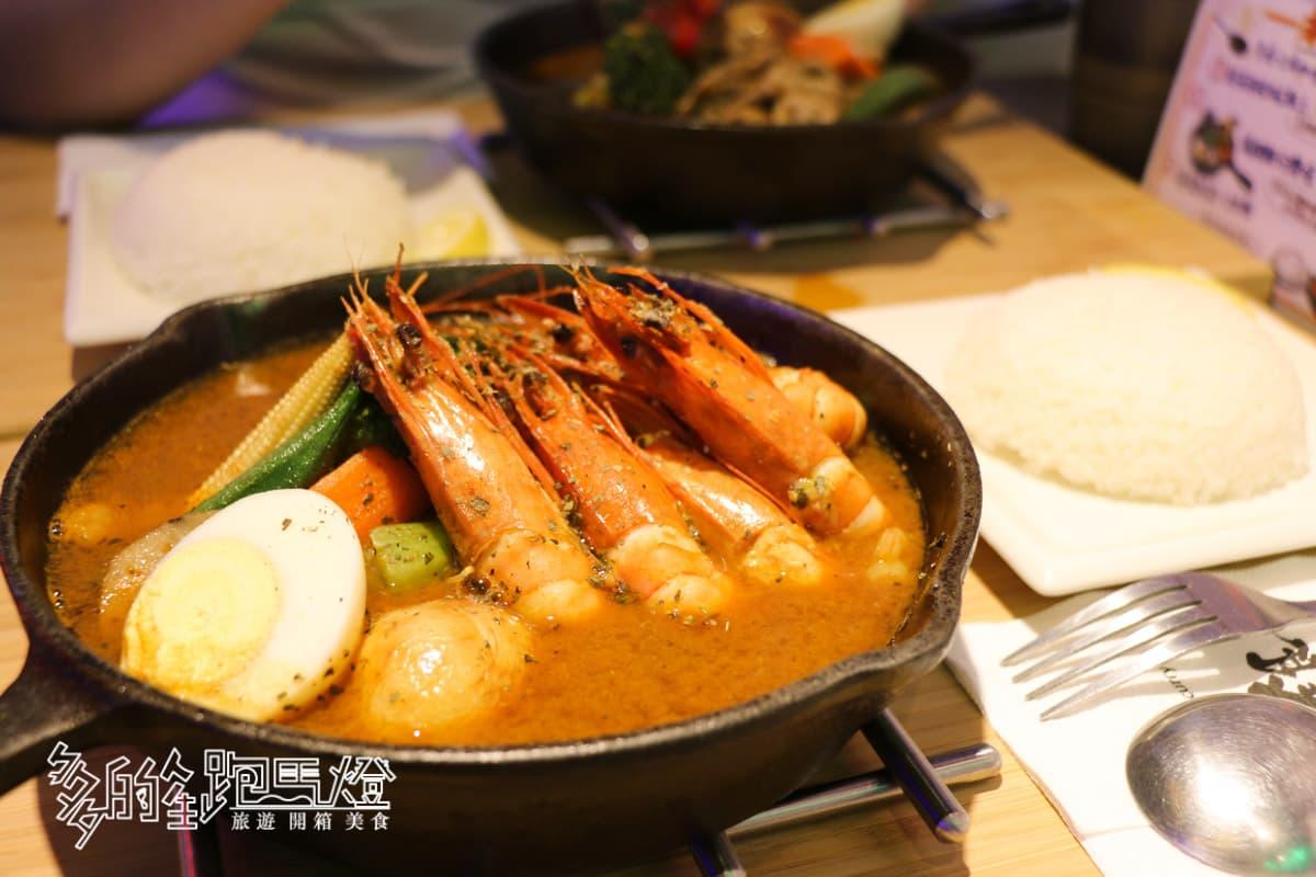 西門美食 | 銀兔湯咖哩 道地日本料理湯咖哩,不用去日本也吃得到
