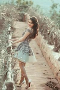 Elegant Lace A-Line Prom Dresses Off-the-Shoulder Petite ...