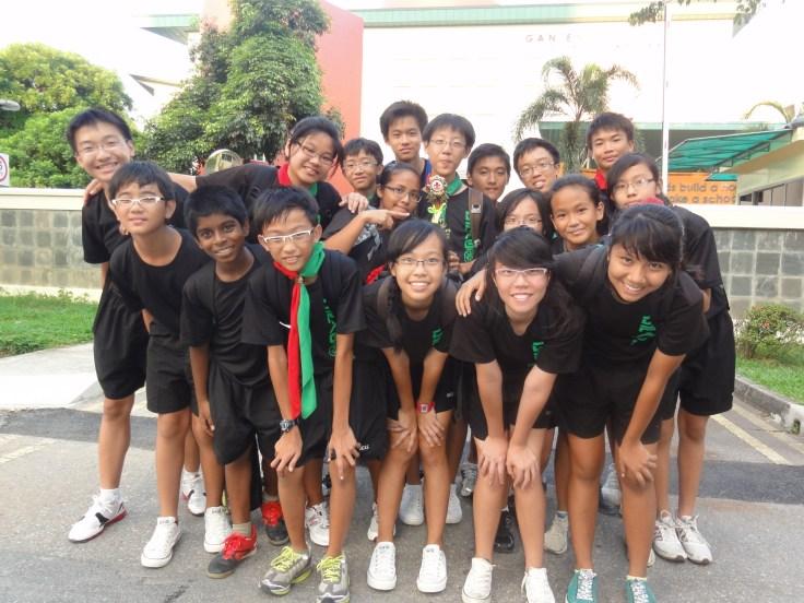 NEC Dragon Teams
