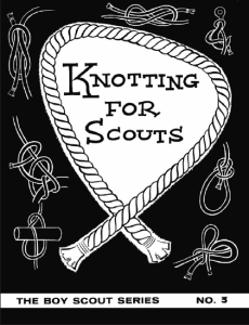 Knotting For Scouts Cover
