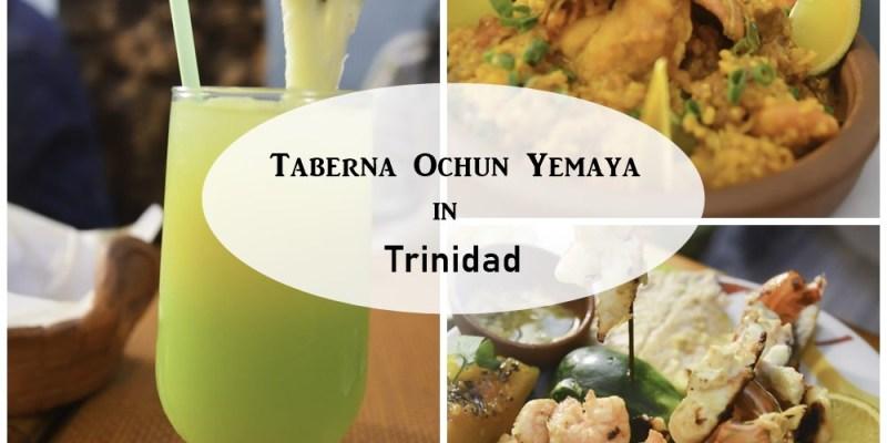 古巴千里達美食推薦   Taberna Ochun Yemaya 高CP值的平價龍蝦餐廳