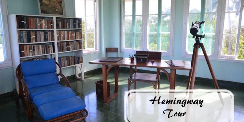 古巴景點推薦 | 來場海明威追星之旅 哈瓦那市區與近郊海明威相關景點、交通方式、行程規劃 懶人包