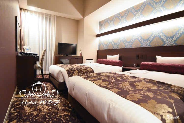 北海道札幌住宿推薦 | 大通站 狸小路走路只要2分鐘的 WBF Hotel