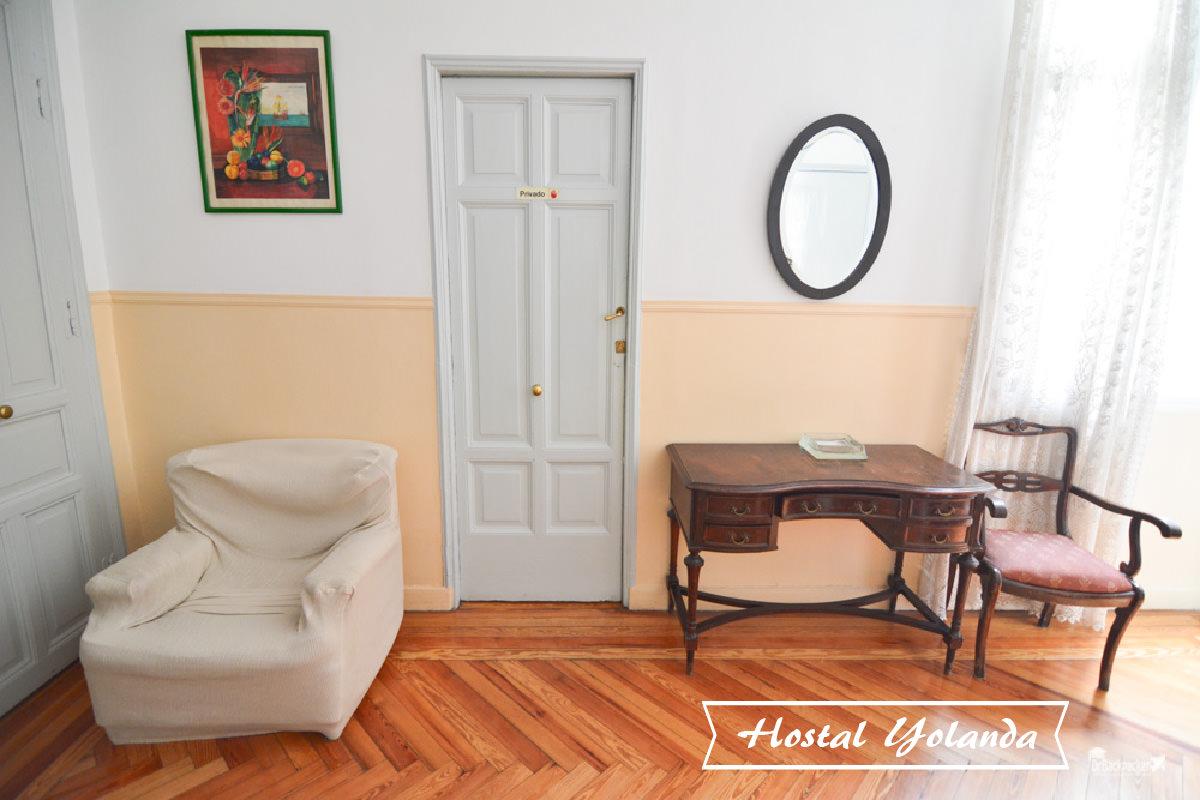 西班牙馬德里住宿推薦   近太陽門廣場的單人旅館 Hostal Yolanda