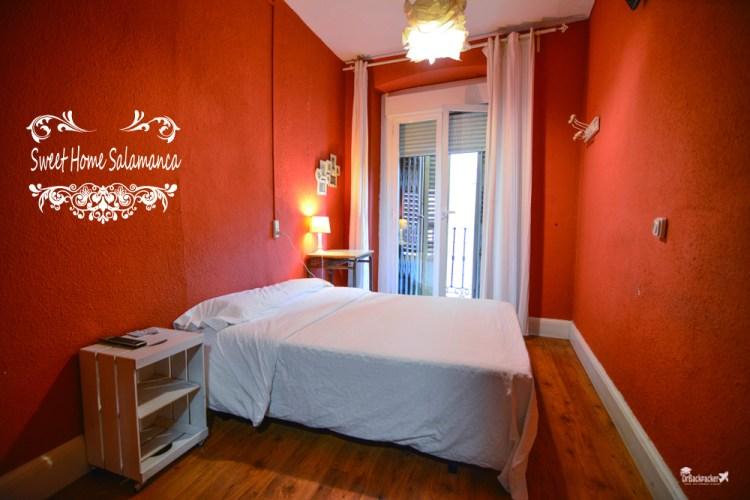 西班牙薩拉曼卡住宿推薦| 老城區近貝殼之家的溫馨小旅館Sweet Home Salamanca