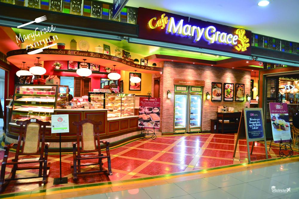 菲律賓馬尼拉美食推薦   CNN推薦的道地美食 Mary Grace 在機場也要來個貴婦下午茶
