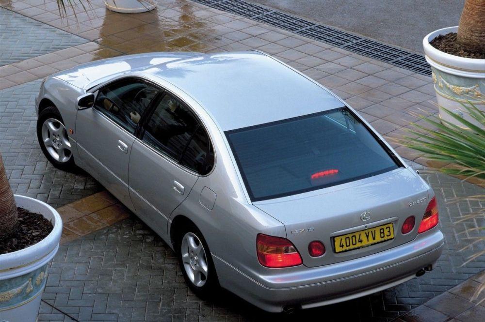 medium resolution of  lexus gs300 sedan 4 doors 1993 model exterior