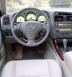 lexus gs300 sedan 4 doors 1998 model interior  [ 1024 x 768 Pixel ]