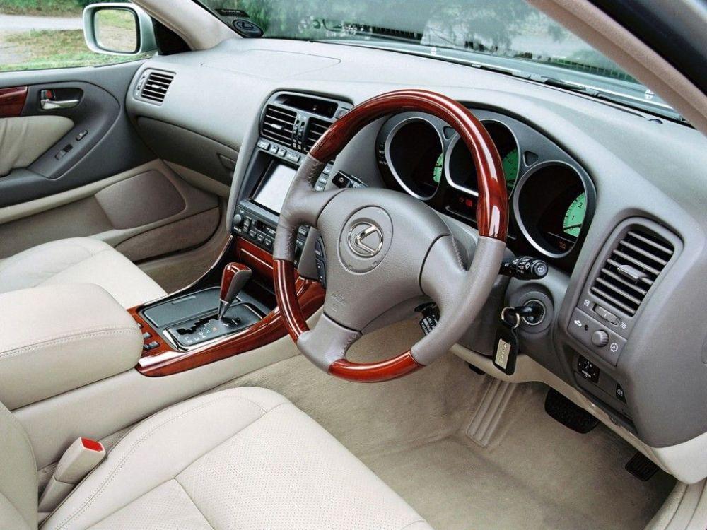medium resolution of  lexus gs300 sedan 4 doors 1998 model interior