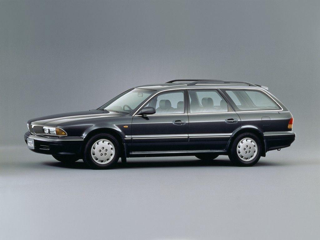 hight resolution of  mitsubishi diamante wagon 5 doors 1992 model exterior