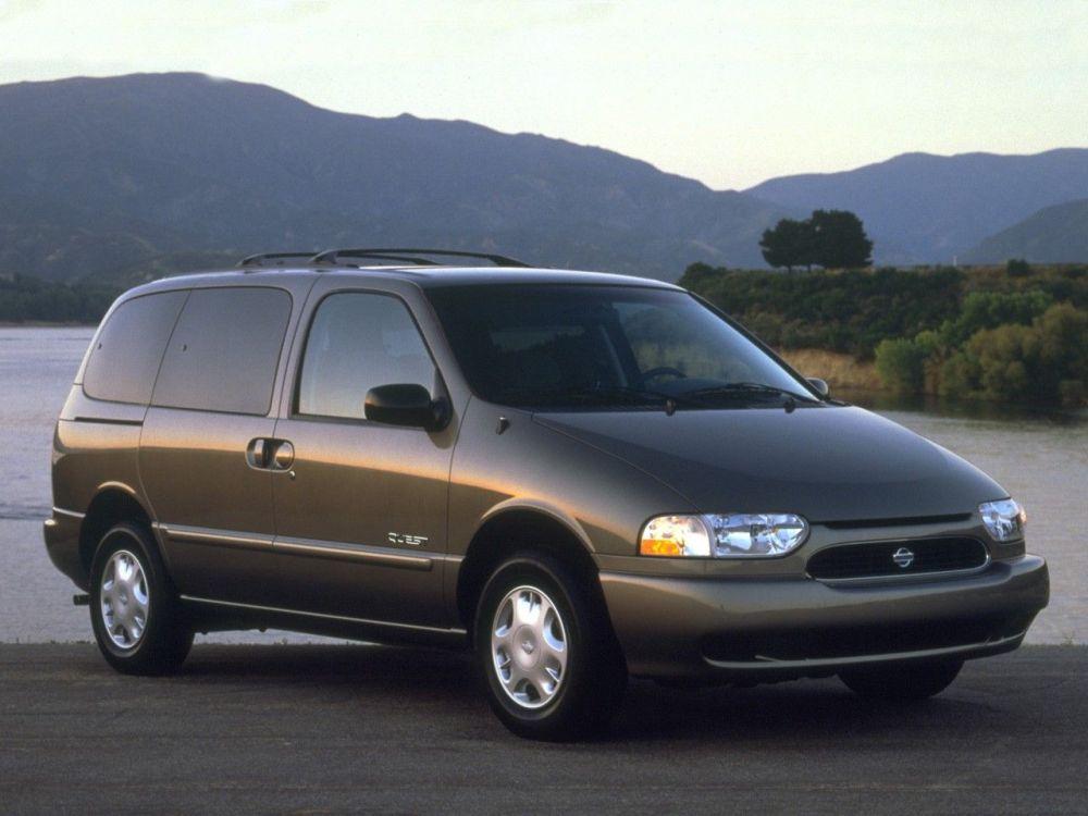 medium resolution of  nissan quest minivan 5 doors 1998 model exterior