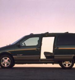 nissan quest minivan 5 doors 1998 model exterior  [ 1280 x 960 Pixel ]