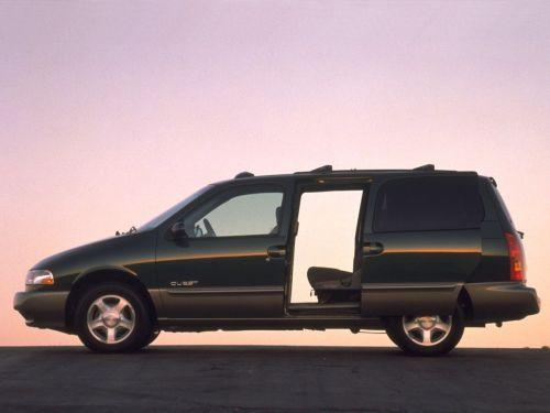 small resolution of nissan quest minivan 5 doors 1998 model exterior