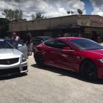 Is This 1 000 Hp Cadillac Cts V A Match For Tesla S Model S P100d