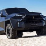 Karlmann King Is A 2 Million Luxury Suv That Looks Fast But Is Not
