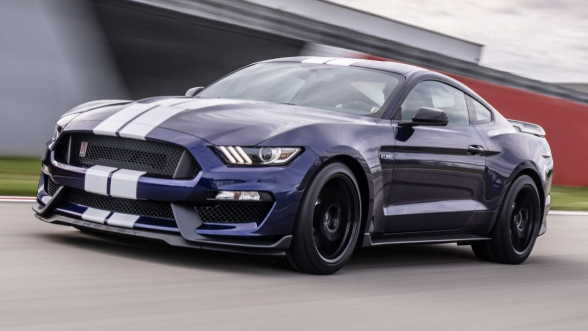 2020 ford mustang shelby gt500 coupe. 2020 Ford Mustang Shelby Gt500 To Get 3d Printed Brakes