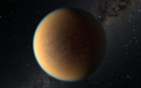 This weird exoplanet is re-growing its atmosphere