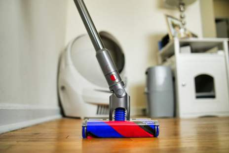Dyson Omni-glide Review: You may want to ditch your Swiffer