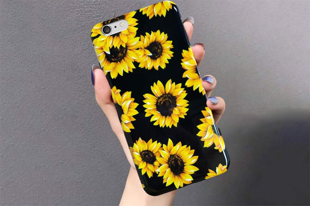 J.west iPhone 6S & iPhone 6 Case Vintage Floral