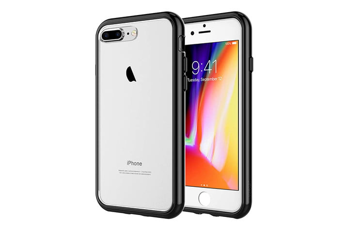 JETech Shock-Absorption Bumper Case for iPhone 7 Plus