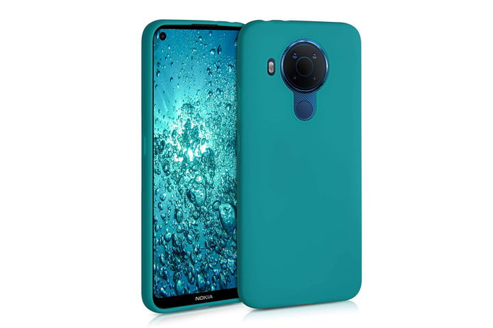 kwmobile TPU Case best Nokia 5.4 cases