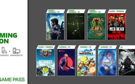 Red Dead Online and Psychonauts headline May 2021's Xbox Game Pass lineup
