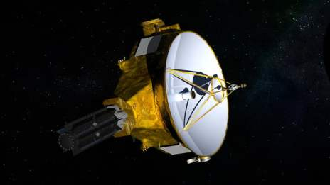 New Horizons is now 50 times as far from the sun as Earth