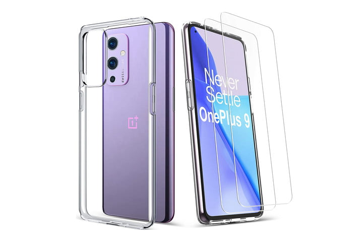 Qitayo Clear Case for OnePlus 9