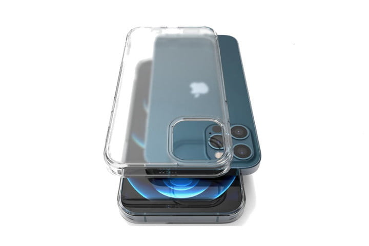 Ringke Fusion No-Smudge iPhone 12 Case