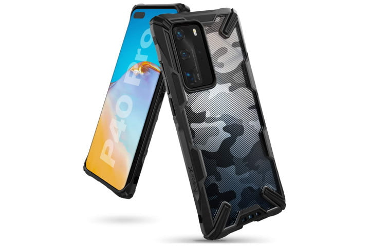 Ringke Fusion X Case for Huawei P40 Pro