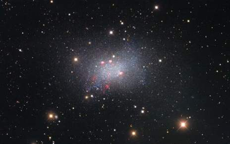See where stars are born and where they die in the dwarf galaxy Sextans B