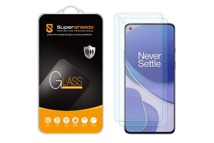 Supershieldz Tempered Glass Screen Protector for OnePlus 9