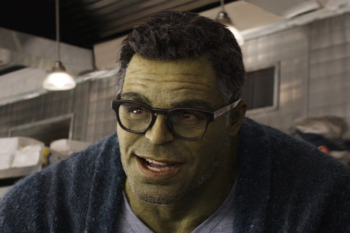 Avengers End Game Hulk