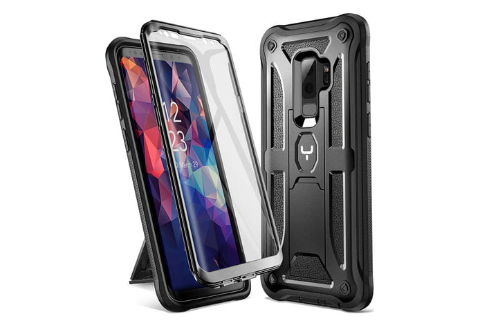 YOUMAKER Shockproof Case for Samsung Galaxy S9 Plus