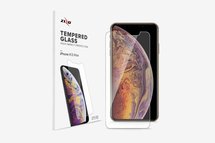 Zizo Lightning Shield Tempered Glass iPhone XS Max screen protector