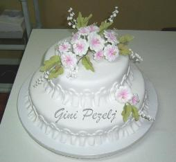 Masa o cubierta flexible para tortas  Dulces de Queca