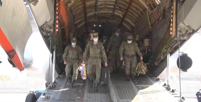 پاک آرمی کیساتھ جنگی مشقیں، روس کا خصوصی فوجی دستہ پاکستان پہنچ گیا