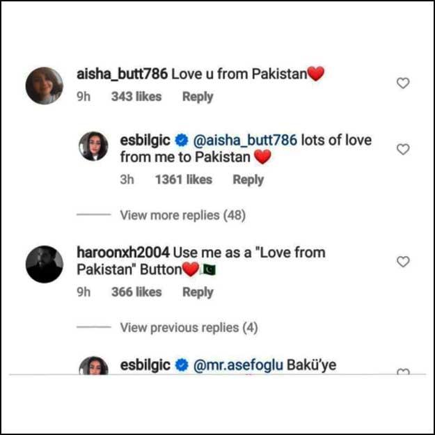 Haleema Sultan from 'Ertugrul Gazi' drama wishes to meet Pakistani fans 2