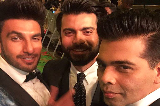 Still in contact with friends from Bollywood, tells Fawad Khan -  Entertainment - Dunya News