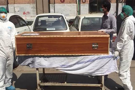 پاکستان میں کورونا نے مزید 30 افراد کی جان لے لی، متاثرین کی تعداد 57 ہزار سے متجاوز