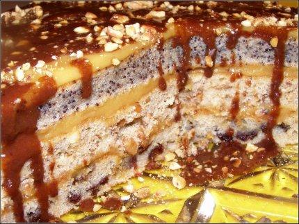 Рецепт: торт Королевский »  - Рецепты на  www.pokushal.ru