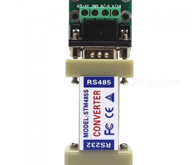 Rs 232 To Rs 485 Adapter Interface Converter